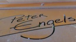 Chef Roger Verge-Reastaurant amandier-Mougins-sculpture by Peter Engels