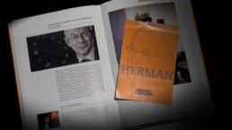 Peter Engels' painted portrait of Herman Van Rompuy was published in the book 'Herman'