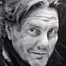 Peter Engels self-portrait