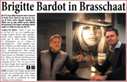 PRESS-Bar d'O-Brasschaat-Brigitte Bardot by Peter Engels